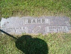 Dorothy D. <i>Brinker</i> Bahr