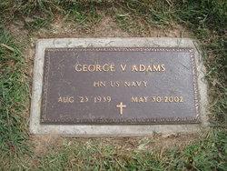 George V Adams