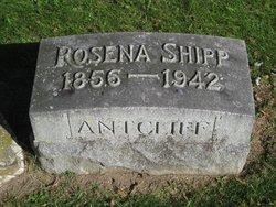 Rosena <i>Shipp</i> Antcliff