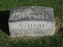 William Antcliff