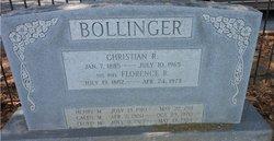 Henry M Bollinger