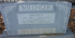 Lloyd M Bollinger