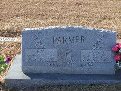 Mary Jewell <i>O'Dell</i> Parmer