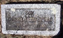 Daniel Thomas Bradford