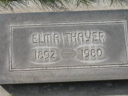 Elma A. Thayer