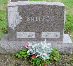 Elizabeth G. <i>Davis</i> Britton