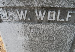 John William Wolf
