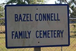 Bazel Connell Family Cemetery