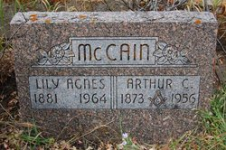 Lily Agnes <i>Drinkwater</i> McCain