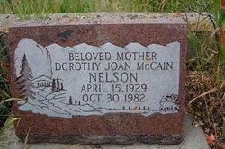 Dorothy Joan <i>McCain</i> Nelson