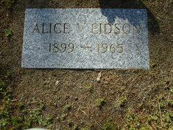 Alice Violet Eidson