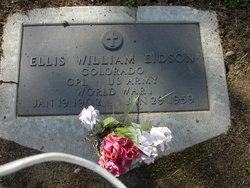 Ellis William Eidson