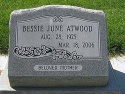 Bessie <i>Bandy</i> Atwood