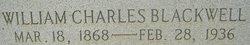 William Charles Blackwell