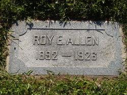 Roy Emery Allen