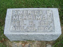 America F. Merriman