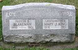 Flossie E. Blakeman