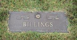 Estelle <i>McCulley</i> Billings