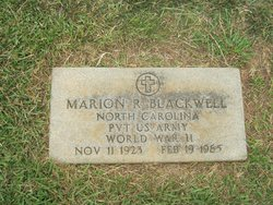 Marion R. Blackwell