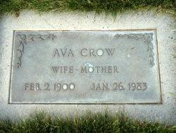 Ava Crow