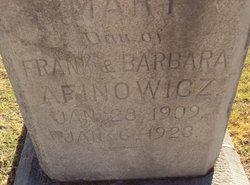 Mary Afinowicz
