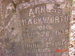 Agness Elen <i>Poe</i> Hackworth
