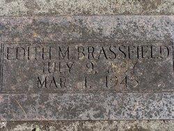 Edith M. <i>White</i> Brassfield