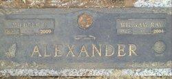 Mildred Helen <i>McClure</i> Alexander