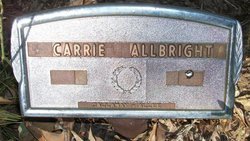 Carrie Allbright