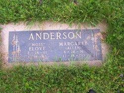 Elove Moss Anderson