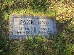Peter Backlund