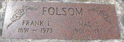 Mae <i>Lytle</i> Folsom