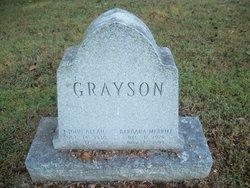 John Allan Grayson