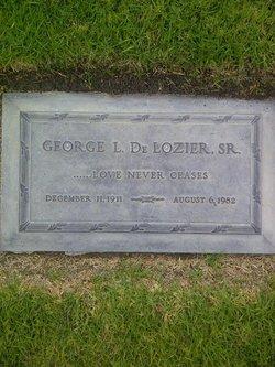 George Loris DeLozier, Sr