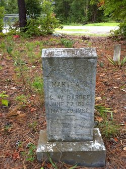 Martha Judson <i>Hopson</i> Barbee