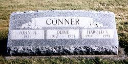 Olive <i>Norman</i> Conner