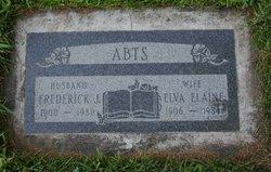 Frederick John Abts