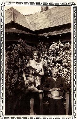 Helen Gertrude <i>Oppy</i> Binns
