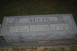 Addie Florence <i>Jones</i> Allin