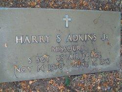 Harry Stanley Adkins, Jr