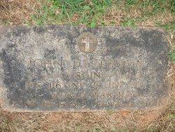 John D Clifton