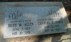 Ruth Marjorie <i>Woods</i> Allen