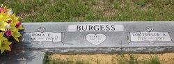 Roma E. Burgess