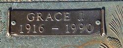 Grace J. <i>Speights</i> Amos