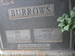 Lee Burrows