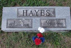 Gordon Rutherford Hayes