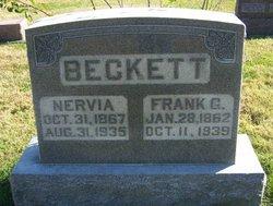 Nervia <i>Foltz</i> Beckett