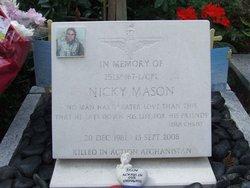 LCpl Nicky Mason