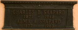 Alma Anna <i>Szymanski</i> Shapard