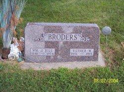 Esther <i>White</i> Broders